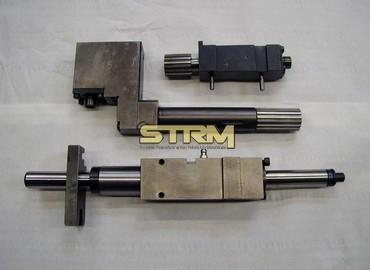 For Sliding head CNC lathes