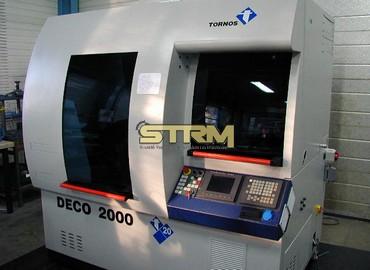 CNC Langdrehautomaten